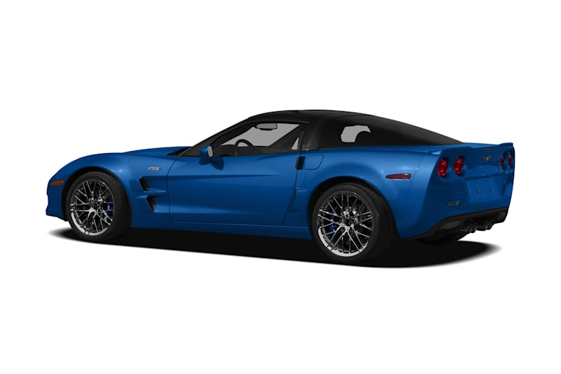 2010 Chevrolet Corvette Exterior Photo