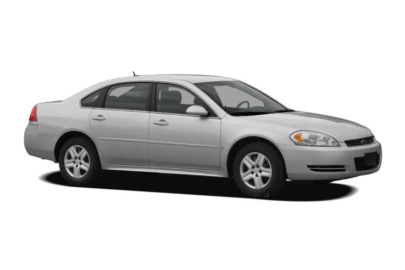 2010 chevy impala ltz reviews