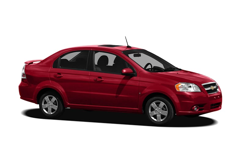 2010 Chevrolet Aveo Information
