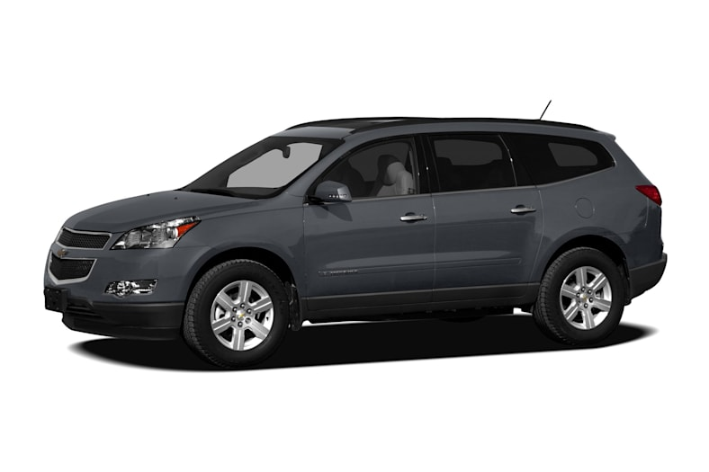 2010 Chevrolet Traverse Owner Reviews and Ratings