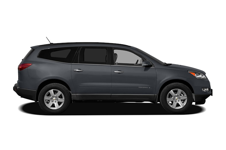 2010 Chevrolet Traverse Exterior Photo