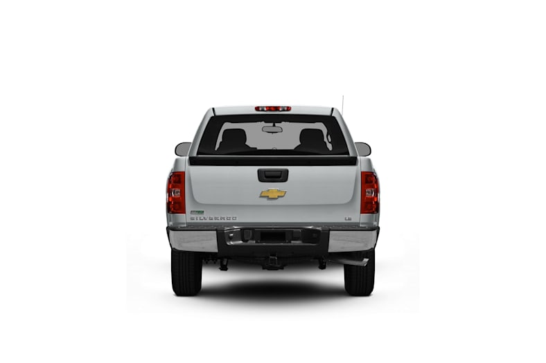 2010 Chevrolet Silverado 1500 Exterior Photo