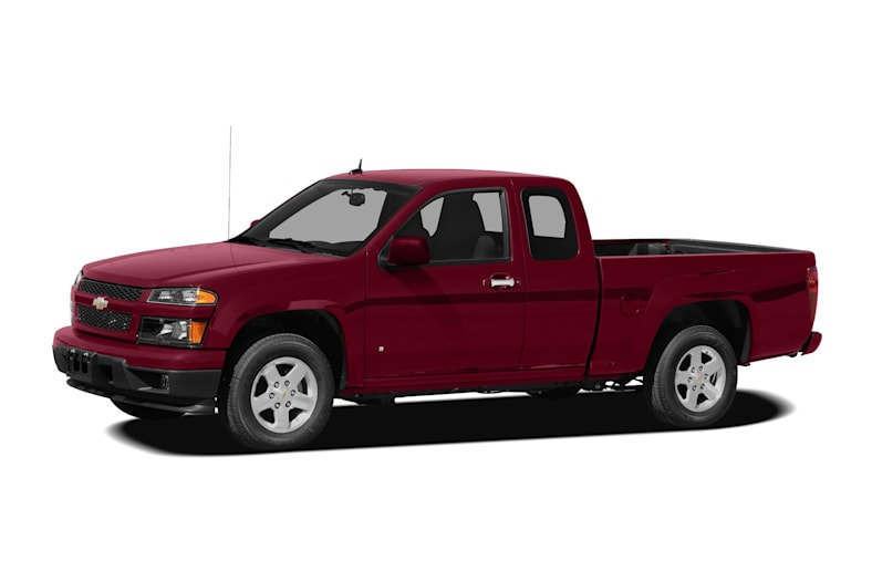 2010 chevrolet colorado work truck 4x4 extended cab 6 ft. Black Bedroom Furniture Sets. Home Design Ideas