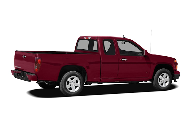 2010 chevrolet colorado work truck 4x2 extended cab 6 ft. Black Bedroom Furniture Sets. Home Design Ideas