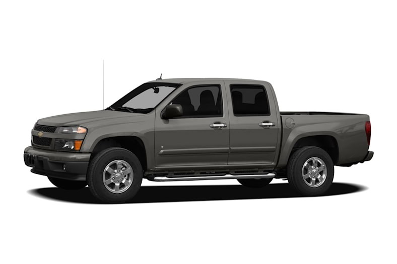 2010 chevrolet colorado 3lt 4x2 crew cab 5 ft box 126 in. Black Bedroom Furniture Sets. Home Design Ideas