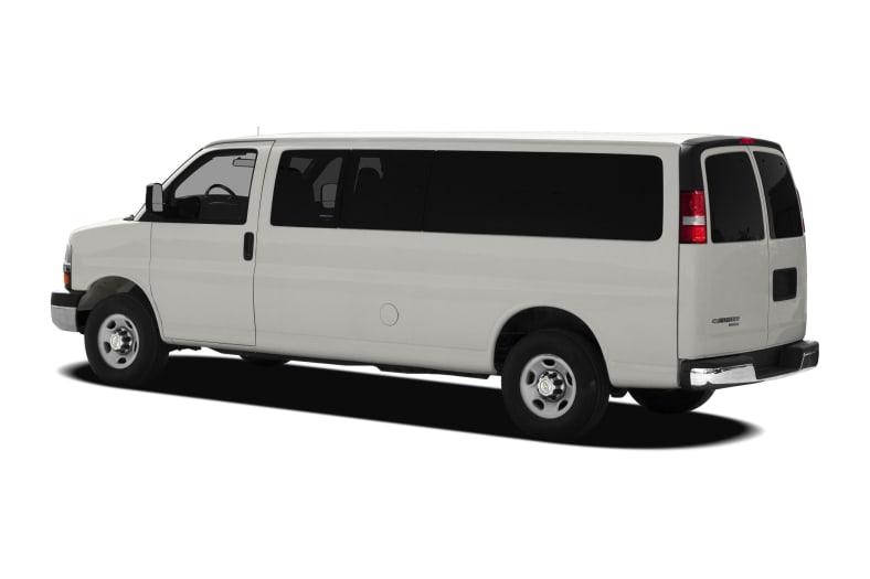 2010 Chevrolet Express 3500 Exterior Photo