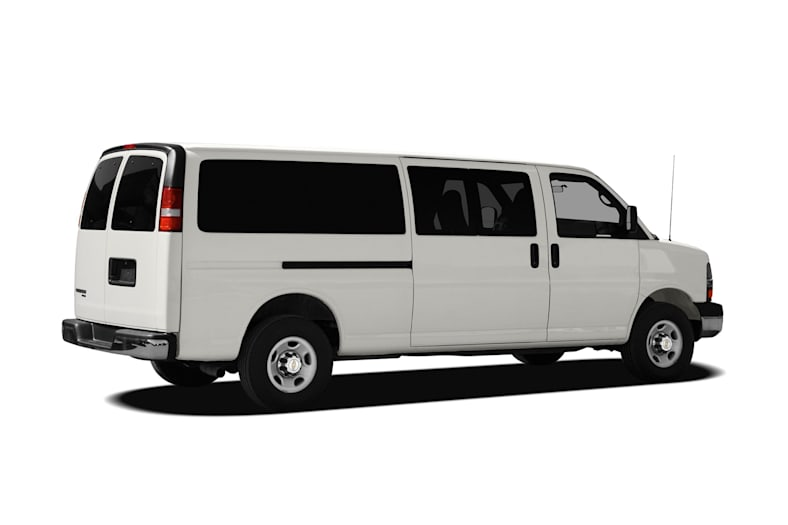 2010 Chevrolet Express 3500 Information