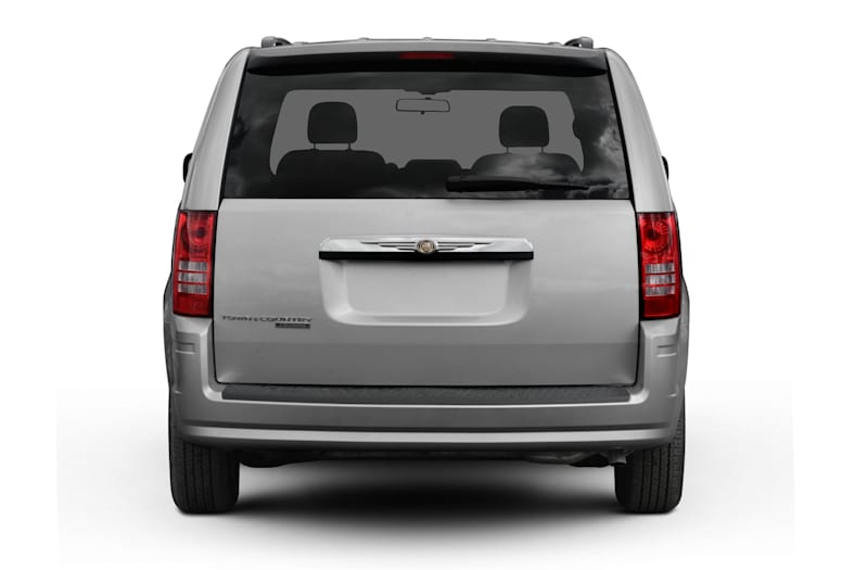 2010 Chrysler Town & Country Exterior Photo