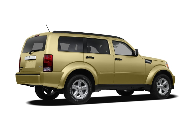 2010 Dodge Nitro Exterior Photo