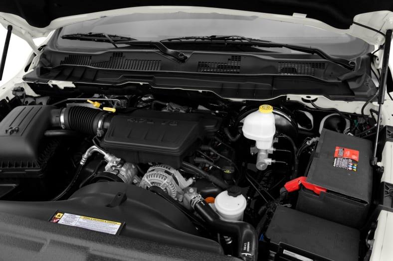 2010 Dodge Ram 1500 Exterior Photo