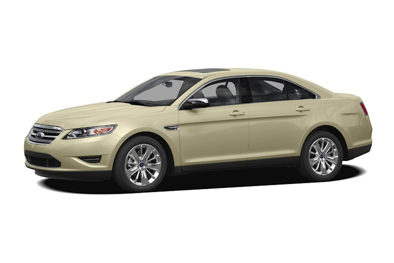 2010 Ford Taurus Information