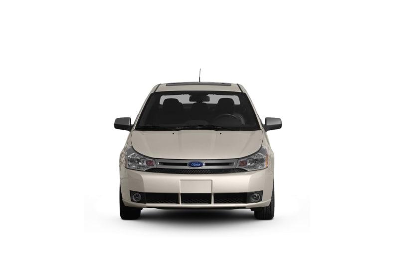 2010 Ford Focus Exterior Photo