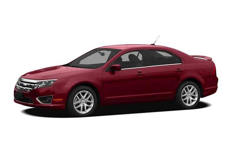 2010 Ford Fusion Information