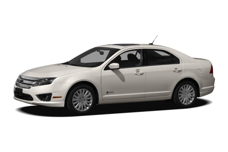 2010 ford fusion hybrid base 4dr front wheel drive sedan information. Black Bedroom Furniture Sets. Home Design Ideas