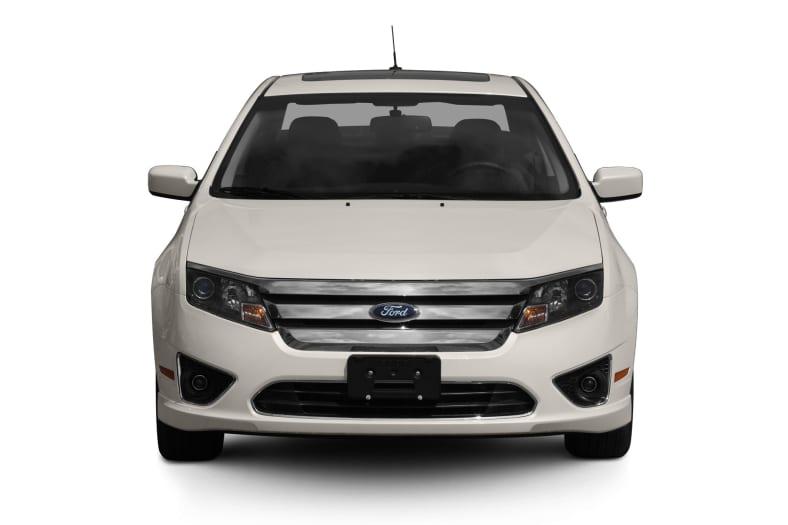 2010 Ford Fusion Hybrid Exterior Photo