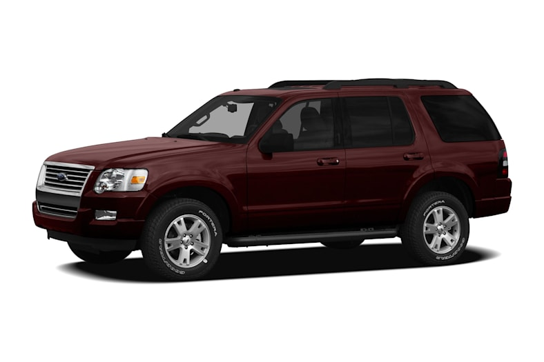 2010 Ford Explorer How Many Seats