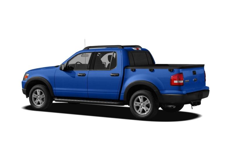 2010 Ford Explorer Sport Trac Exterior Photo
