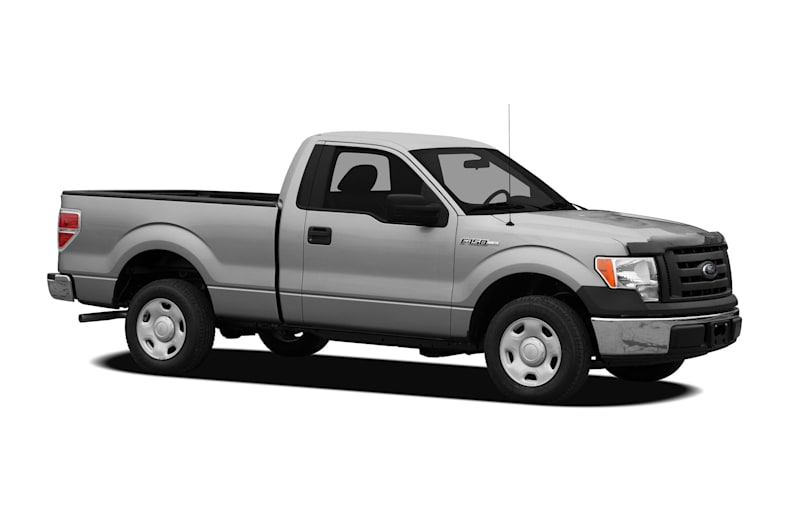 2010 Ford F 150 Exterior Photo
