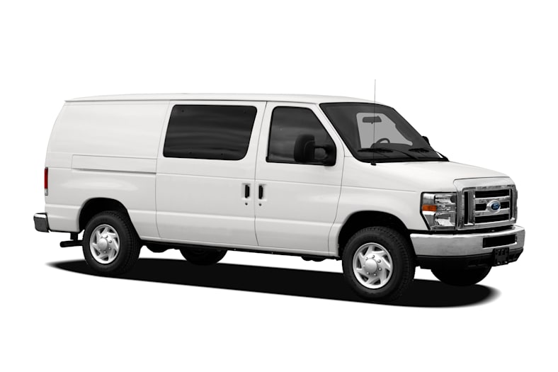 2010 Ford E-250 Specs and Prices