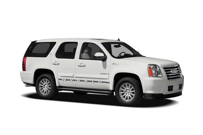2010 Gmc Yukon Hybrid Exterior Photo