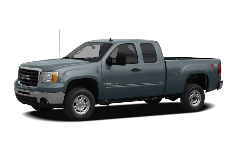 2010 gmc sierra 2500hd sle 4x2 extended cab 8 ft box 157. Black Bedroom Furniture Sets. Home Design Ideas