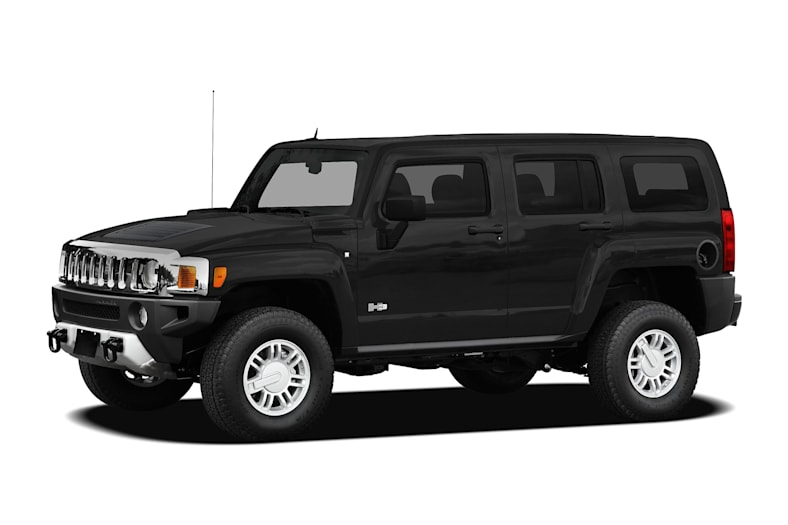 2010 hummer h3 suv information. Black Bedroom Furniture Sets. Home Design Ideas