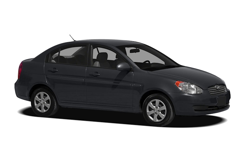 CAC00HYC012C0114 - 2010 Hyundai Accent Sedan Gls