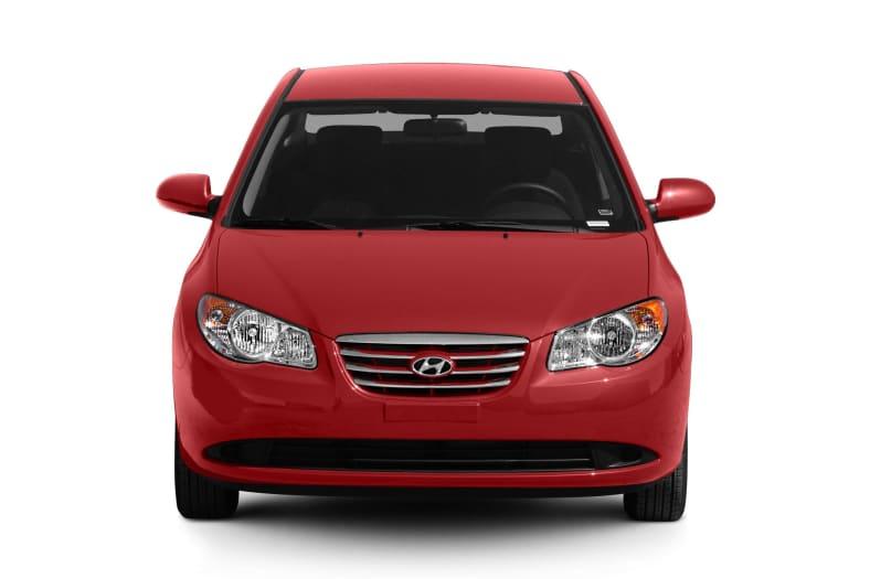 2010 Hyundai Elantra Exterior Photo