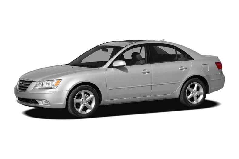 2010 Hyundai Sonata Information