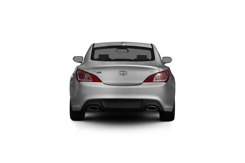 2010 Hyundai Genesis Coupe Pictures
