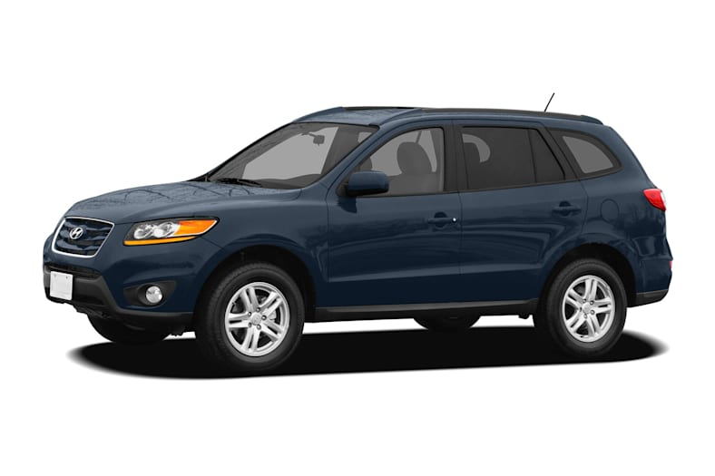 2010 Hyundai Santa Fe Information
