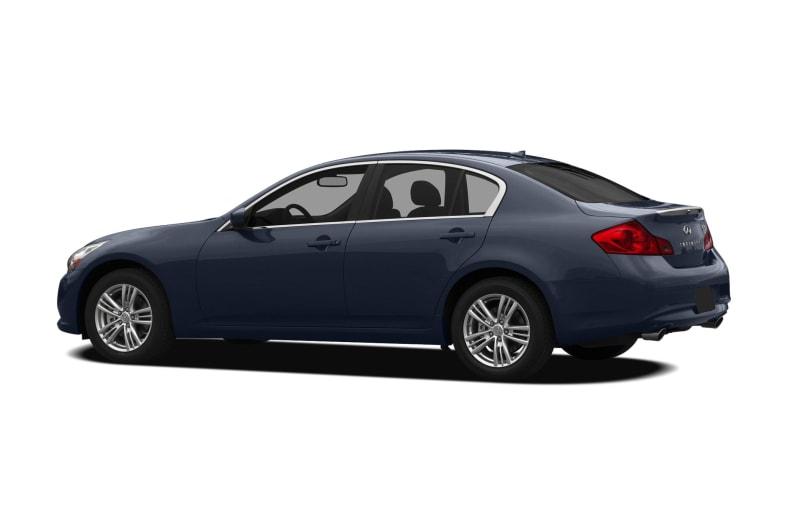 2010 Infiniti G37x New Car Test Drive