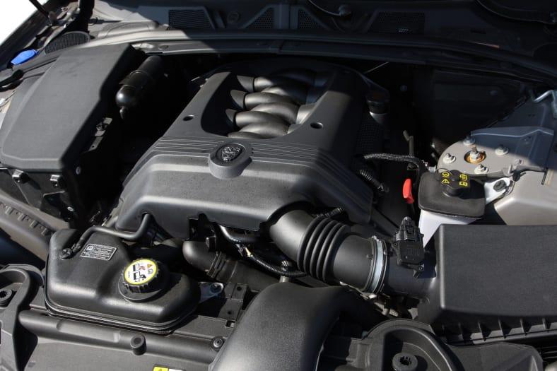 2010 jaguar xf horsepower