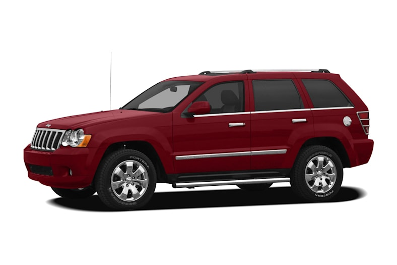 2010 Jeep Grand Cherokee Information