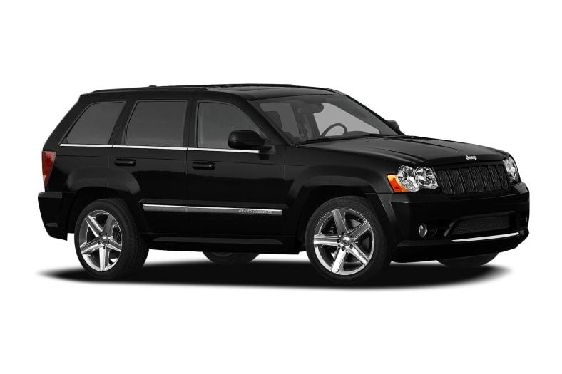 2010 jeep grand cherokee srt8 4dr 4x4 information. Black Bedroom Furniture Sets. Home Design Ideas