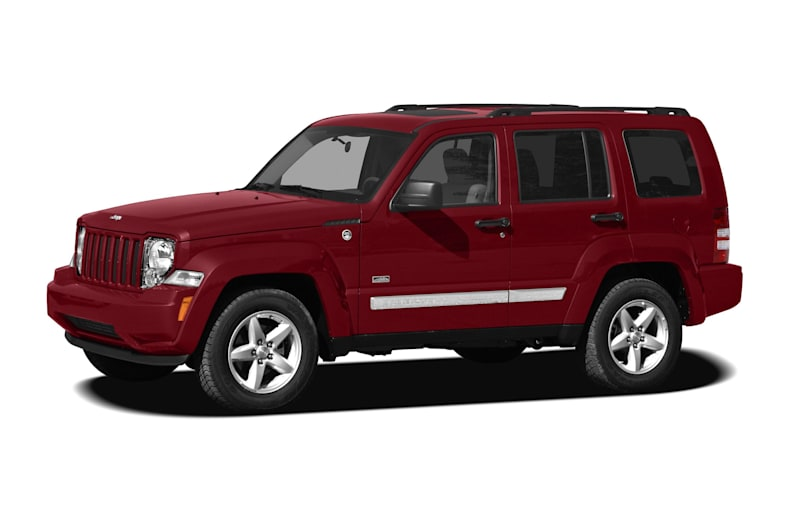 2010 Jeep Liberty Information