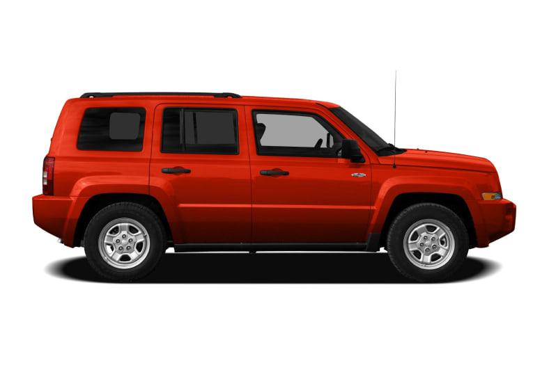 2010 Jeep Patriot Exterior Photo