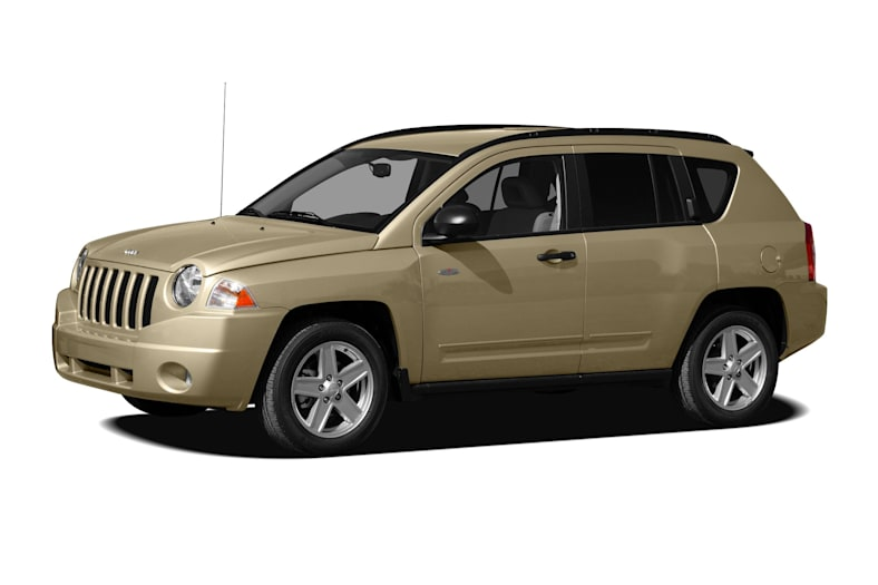 Perfect 2010 Jeep Compass