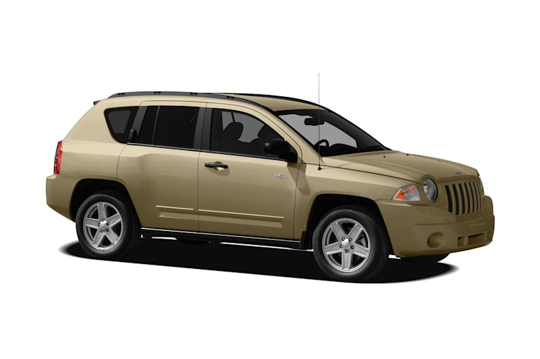 2010 Jeep Compass Exterior Photo