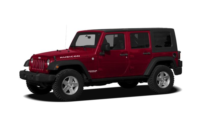 2010 Jeep Wrangler Unlimited Exterior Photo