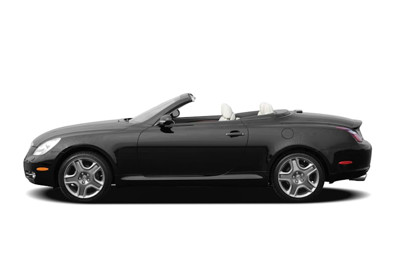 2010 Lexus SC 430 Exterior Photo