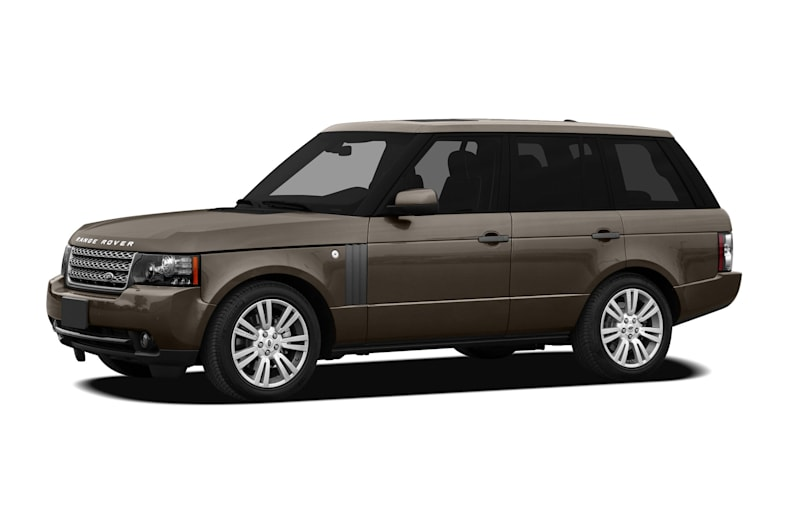 2010 Land Rover Range Rover Information