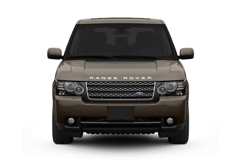 2010 Land Rover Range Rover Exterior Photo