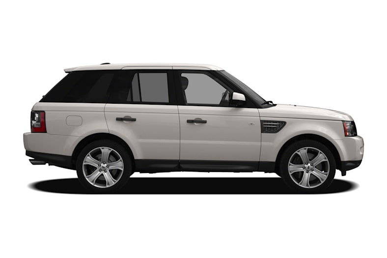 2010 Land Rover Range Rover Sport Exterior Photo