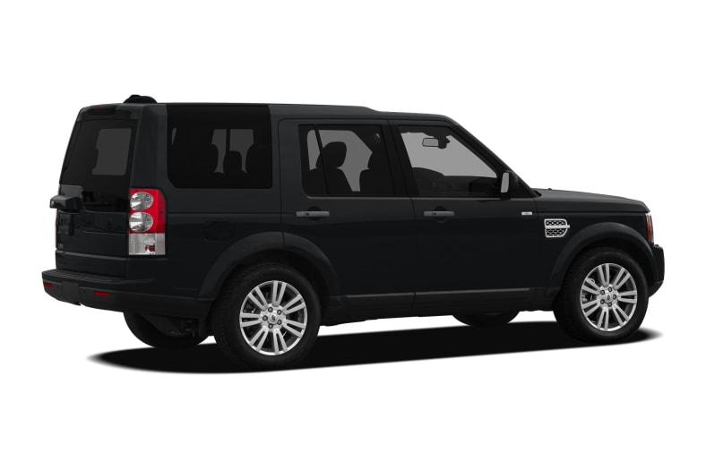 2010 Land Rover LR4 Exterior Photo