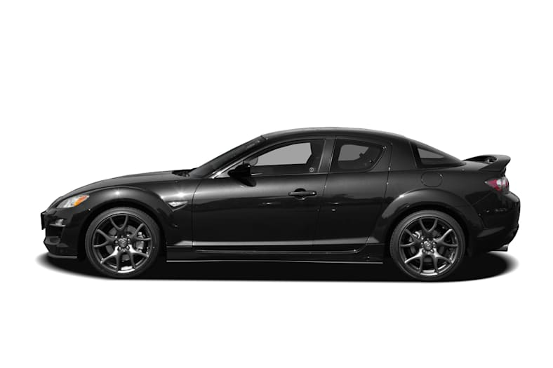 2010 Mazda RX-8 Exterior Photo
