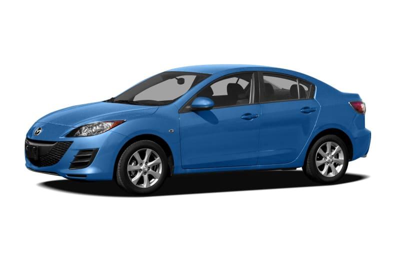 2010 Mazda Mazda3 Information