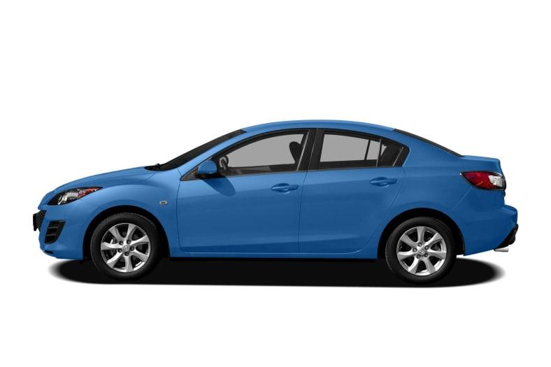 2010 Mazda Mazda3 Exterior Photo