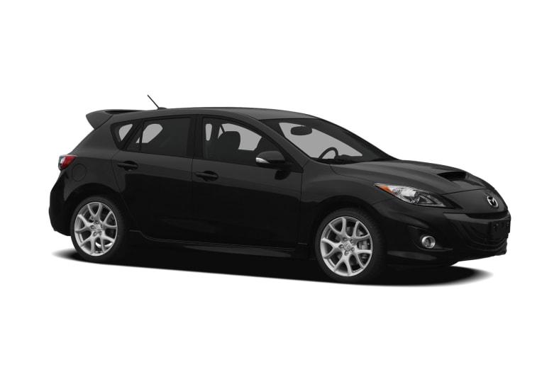 2010 Mazda MAZDASPEED3 Exterior Photo