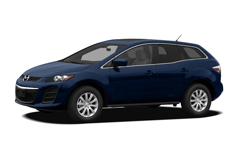 2010 mazda cx-7 pictures